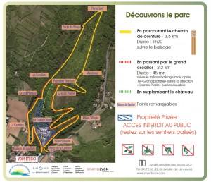 Parc du château, Curis-au-Mont-d'Or