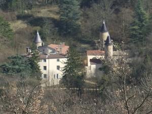 Château de Curis-au-Mont-d'Or