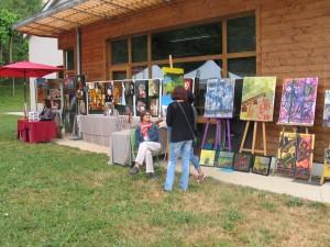Salon Arts et Saveurs 2015, Curis-au-Mont-d'Or