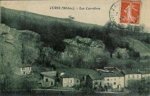 Les carrières, Curis-au-Mont-d'Or