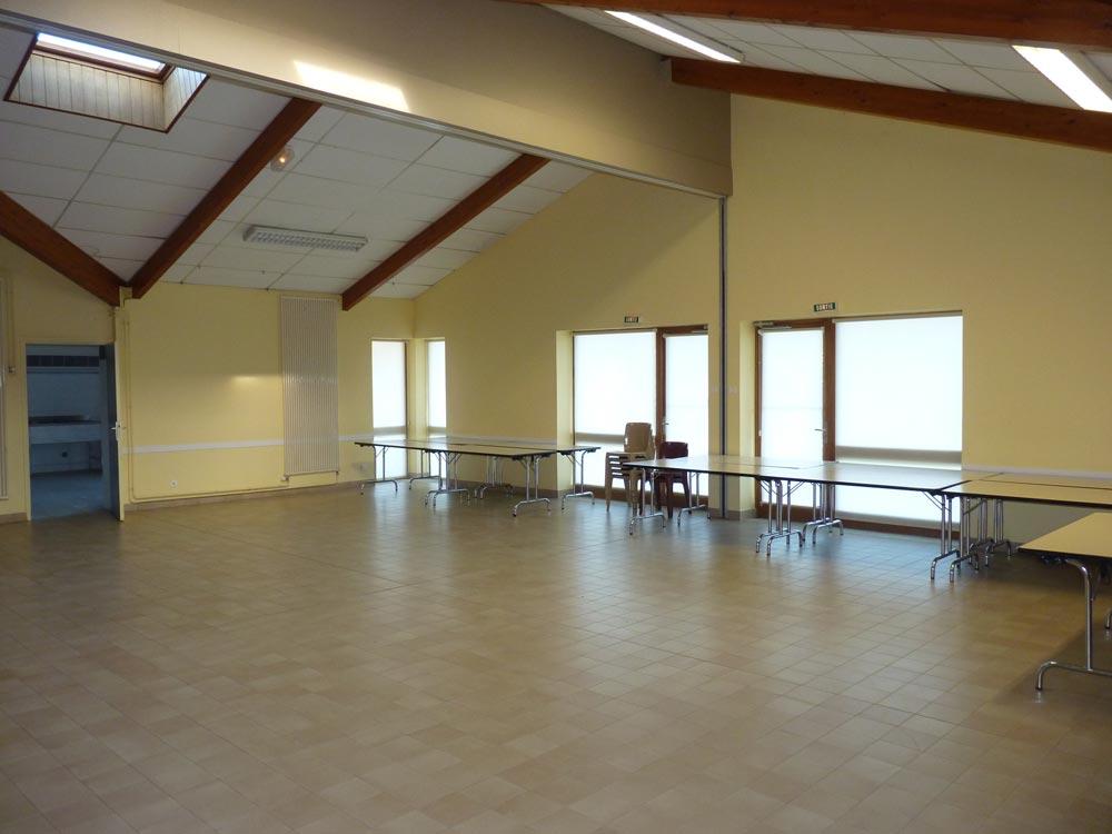 Salle du Vallon, salle de réunion